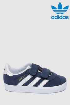 half off 3965f 9ab6c adidas Originals Gazelle Velcro Youth