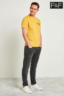 F&F Grey Slim Jean