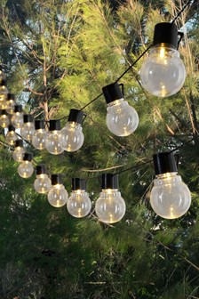 Buy garden and outdoors outdoor lighting outdoorlighting from the mains powered 40 festoon lights mozeypictures Images