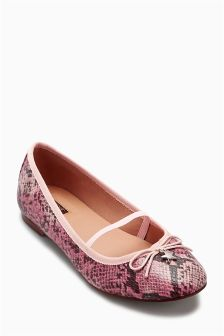 Charm Ballet Shoes (Older)