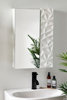 Mode Mirror Wall Cabinet