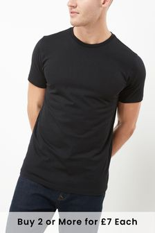 00f74019d Mens T Shirts | Tees for Men | Next Official Site