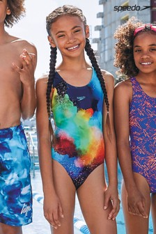 Speedo® Watermist Splashback Swimsuit