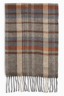 Grindle Check Scarf