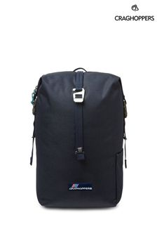 Craghoppers Blue 16L Kiwi Roll Top Backpack