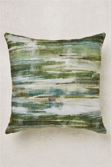 Abstract Stripe Cushion