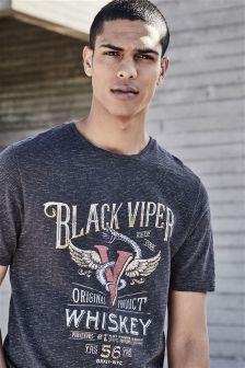 Viper Graphic T-Shirt
