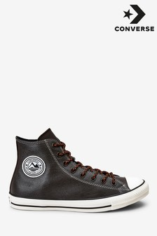 Converse Arch Leather High Trainers