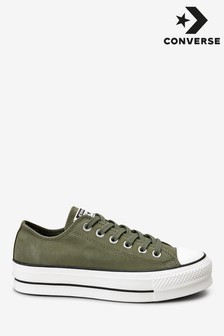 Converse Platform Lift Chuck Taylor Ox Trainers