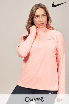 Nike Curve Element Half Zip Top