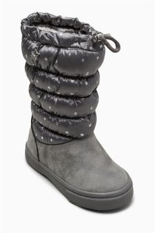 Padded Boots (Younger)
