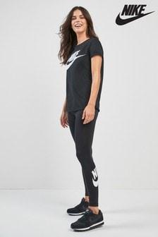 a949d5d098 Nike Black Legasee High Waisted Tight