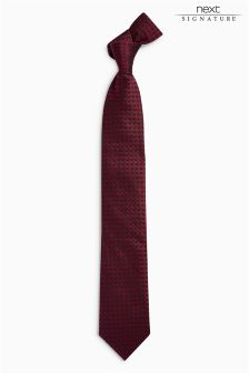 Spot 'Made In Italy' Tie