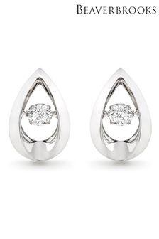 Dance by Beaverbrooks 9ct Diamond Earrings