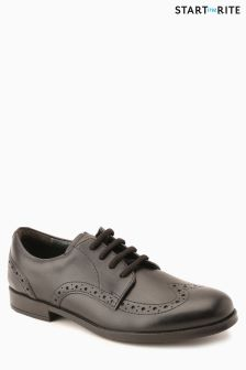 Start-Rite Black Brogue