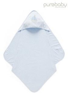 Purebaby Animal Hooded Towel