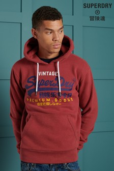 Superdry Vintage Logo Tri Hoody
