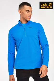 Jack Wolfskin Arco Quarter Zip Fleece