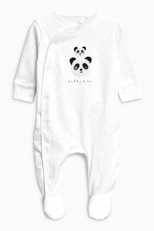 Daddy And Me Sleepsuit (0-18mths)