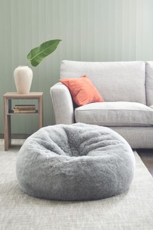 Fantastic Bean Bags Bean Bag Loungers Pouffes Next Official Site Ibusinesslaw Wood Chair Design Ideas Ibusinesslaworg