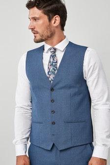 Marl Suit: Waistcoat