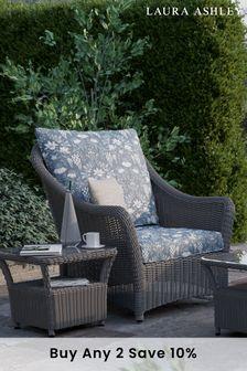 Bourton Rattan Chair by Laura Ashley