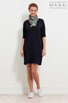 Masai Black Nebine Dress