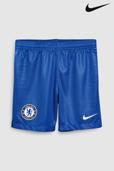 Nike Chelsea FC Older Kids 2018/19 Stadium Football Short