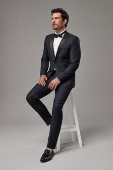 Signature Tuxedo Suit: Jacket