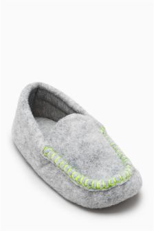 Moccasin Slippers (Older)