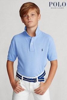 Ralph Lauren Blue Logo Poloshirt
