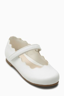 Younger girls footwear shoes next france scallop mary jane shoes younger mightylinksfo