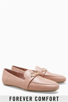 Forever Comfort Luxe Fit Hardware Loafers