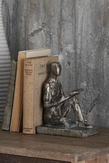 Книгодержатель в виде статуи