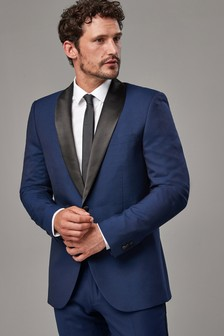 Signature Tuxedo Tailored Fit Suit: Jacket