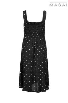 Masai Black Opal Dress