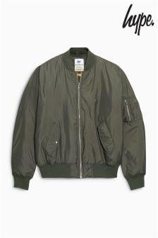 Hype. MA1 Bomber Jacket