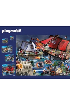 Playmobil® 70322 Pirates Advent Calendar With Cannon and Treasure