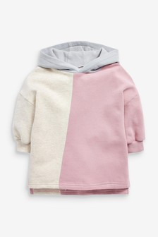 Colourblock Overhead Hoodie (3mths-7yrs)