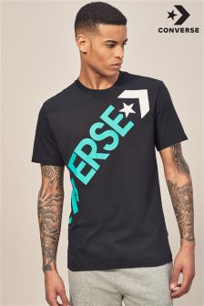 Converse Black Cross Body Tee