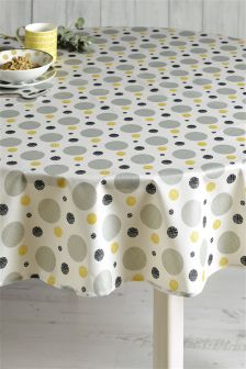 Pendle Wipe Clean PVC Table Cloth