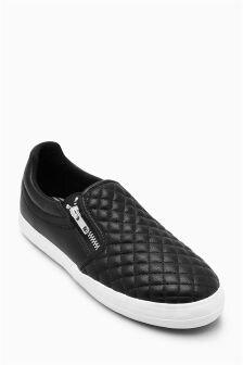 Quilted Skater Shoes (Older)