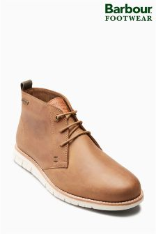 Barbour® Tan Bughley Chukka Boot