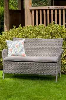 Monaco Stone Bench By LG Outdoor