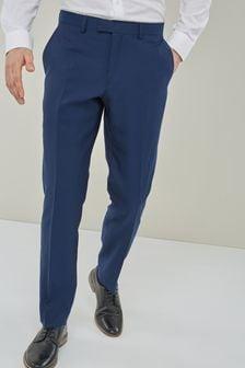Коллекционный смокинг приталенного кроя: брюки