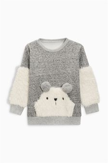 Dress Up Character Sweatshirt (12mths-6yrs)