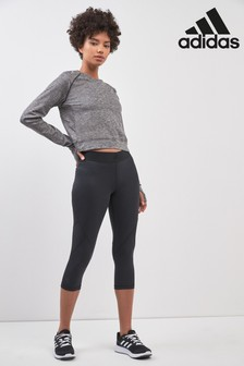 adidas Alpha Skin Capri Leggings