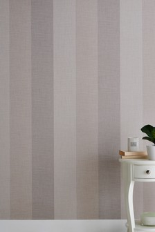 Paste The Wall Loxely Stripe Wallpaper