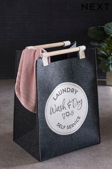 Vintage Sign Laundry Bag