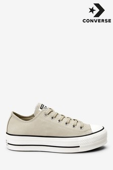 Converse Chuck Taylor Lift Ox Trainers